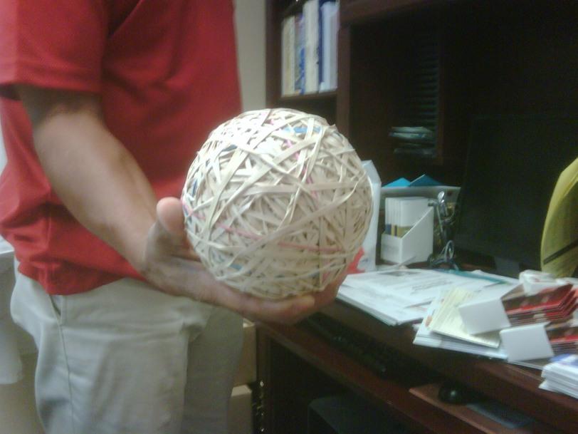 rubber-band-ball